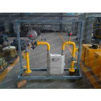 信阳化肥厂燃气锅炉用煤改气调压柜润丰燃气设备厂家实力雄厚