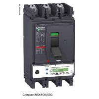 施耐德塑壳断路器NSX100F Mic6.2A 100A 3P订货号:LV429003X62A100