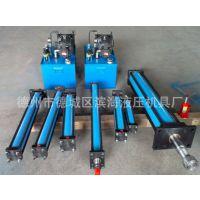 专业供应HOB拉杆式液压油缸40MM液压油缸 油压缸 模具油缸 可订做