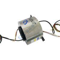 供应供应电刷碳刷高防护等级可定制云台高速球导电滑环集电环
