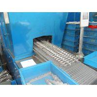 950度网带式渗碳 淬火炉工艺参数 网带式热处理生产线 东莞中实机电