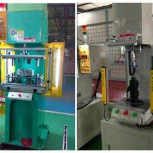 数控单柱压装机/空调马达数控压装机价格