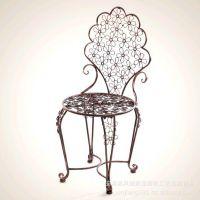 滢发 欧式 铁艺椅子 户外铁艺 花园椅子 铁艺家具  可来图定做
