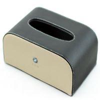 南丰三代纸巾盒 高档皮革纸巾盒 皮质抽纸盒 车用纸盒订制