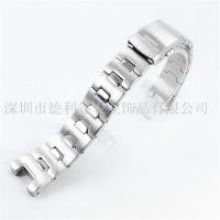 德利鑫 DLXZZ 龙华大浪钟表配件,不锈钢表链 高档品牌表带生产厂家