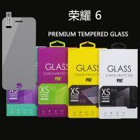 华为荣耀6钢化玻璃膜 华为手机保护膜荣耀6贴膜防爆膜批发