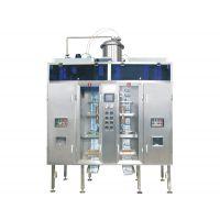 易拉罐饮料灌装封口机|果汁饮料生产|米乳灌装封口