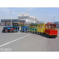 电动观光小火车、商场无轨小火车游乐设备许昌巨龙游乐