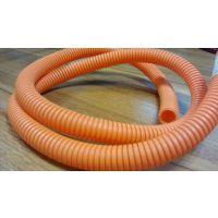 PP管 塑胶环保阻燃浪管 电线护套