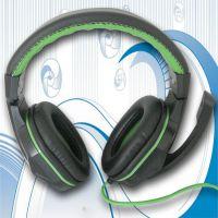 新品欧凡X2头戴式电脑有线耳机 专业新款立体声游戏耳机厂家批发