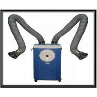 河北正蓝环保设|双臂式可移动焊接烟尘净化器|除尘设备