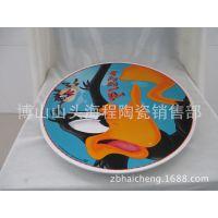 【厂家直销】高档10-12寸披萨盘 蛋糕盘蛋糕铲 出口订单披萨盘