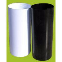 生产供应透明黑白PVC、PET聚酯薄膜塑料胶片,PVC垫子,冲型PVC