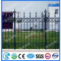 金属栅栏/铸铁围栏/小区铁艺护栏/庭院锌钢栏杆/广州生产厂家
