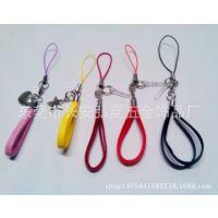 挂绳定做 新款创意PU手机绳 款式多样 手机挂件led挂绳供应批发