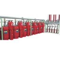 供应QMQ4.2/90W型外贮压式七氟丙烷灭火系统火灾气体自动灭火消防装置