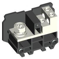 一进三出UTD-100I/3×16接线端子Y型板式连接器端子