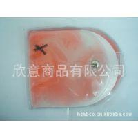 供应12碟装CD内页 方形12片CD套 PVC入油CD包 方形圆形PP袋