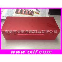 专业雪茄金属烟盒 铝制包装盒 高档包装礼品 可定做LOGO