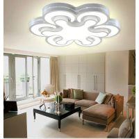 简约客厅LED吸顶灯卧室灯具大气餐厅灯异型温馨个性创意灯饰