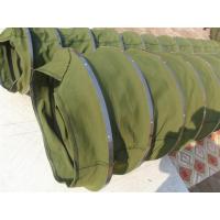 厂家加工定做散装机专用伸缩布袋,水泥散装伸缩袋