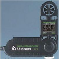 台湾衡欣AZ8918迷你型风速/风温/湿度计,风速仪