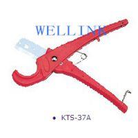 供应原装台湾KTS-37A塑胶管PVC软管切断器
