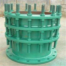 加工定做超大口径碳钢柔性防水套管 水厂滤池专用刚性防水套管,长度任意柔性防水套管的专业厂家河北乾胜