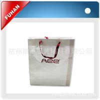 工厂定制服装手提纸袋 各类礼品纸质袋 可印刷Logo 做工精细