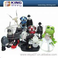 供应机器人电子塑胶玩具/毛绒公仔动作机芯/摇摆走路音乐玩具机芯