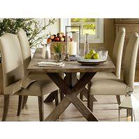 实木家具定制 美式 时尚风 自然风实木餐桌 家用餐厅桌客厅办公