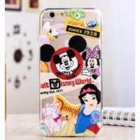 迪士尼超薄TPU卡通索尼Z3 华硕zenfone 5手机保护壳可爱保护套