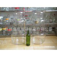 厂家供应大容量玻璃瓶  玻璃酒坛 玻璃酿酒坛子  大容量玻璃容器