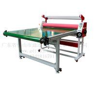 供应平板覆膜机广东迪迈斯玻璃覆膜机自动冷裱机