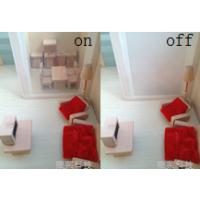 供应电控调光玻璃 智能液晶调光玻璃 电控调光膜