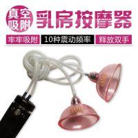 罗格丰胸仪105A真空吸附乳房按摩器胸部护理 美乳丰乳仪器批发