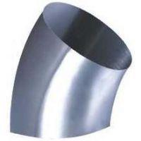 卫生级45度弯头内外精抛双镜面弯头不锈钢对焊接45°弯头19-108