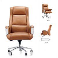 家具乐从大班椅批发 办公椅系列老板桌椅 现代真皮电脑椅办公家具