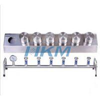 供应不锈钢多联过滤器 MFS-6A-500