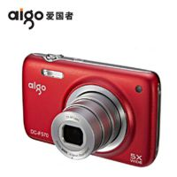 Aigo/爱国者 F570数码相机专业家用高清摄像1400万像素