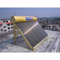 供应湖南/江西/长沙/郴州/南昌/吉安/赣州立诗特太空能、太阳能热水器,厂家批发。