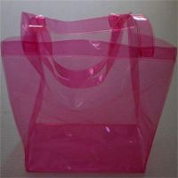 专业生产 PVC手提袋 礼品包装袋 PVC手挽袋