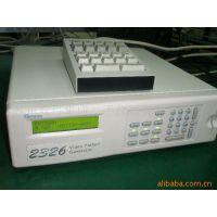 供应Chroma2326~出租维修上海南京苏州二手致茂2326电视信号源