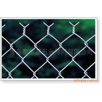 供青岛厂价勾花网\菱形编织铁丝网\斜方铁丝网\菱形护坡网