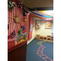 纯色幼儿园PVC卡通胶地板幼儿园地板胶幼儿园PVC多色拼花地板