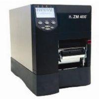 供应供应日照斑马产品标签条码打印机ZM400工业机联系方式