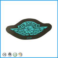 服装硅胶标牌 箱包胶牌 手袋胶章 3D彩色图案商标