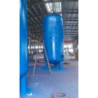 KQ-IRON 阳离子交换树脂罐 碳钢衬胶材质 厂家直销