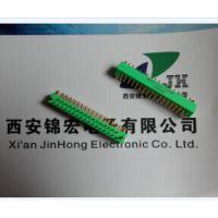 供应SL4-2.54-41TJW线簧孔印制板矩形连接器