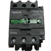 原装正品施耐德   交流接触器  LC1E38...N     LC1-E3810M5N